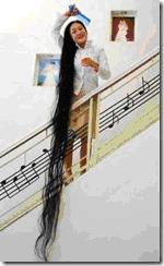 rekor rambut 2